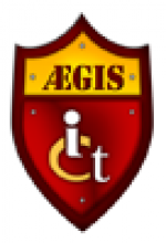 Logo of the project AEGIS