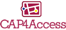Logo of the project Cap4Access