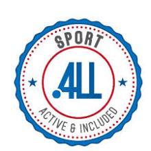 Sport+4all Project Logo